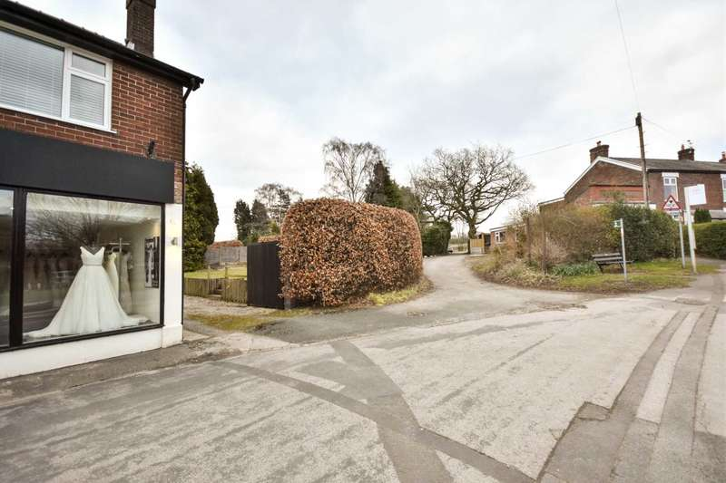 4 Bedrooms Land Commercial for sale in LAND AT COPPICE ROAD, POYNTON