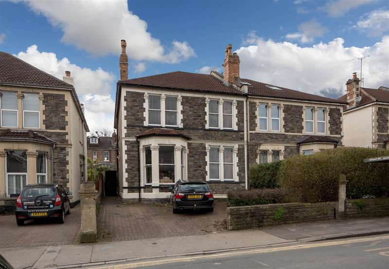 3 Bedrooms Flat for sale in Cranbrook Road, Redland