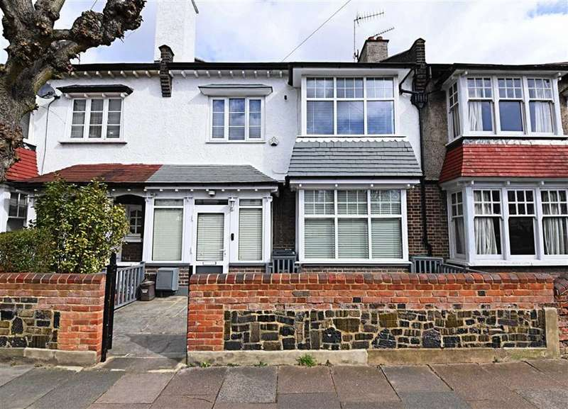 4 Bedrooms Terraced House for sale in Rosemary Avenue, Finchley, London, N3