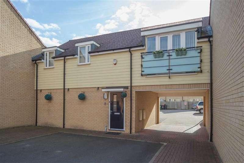 2 Bedrooms Flat for sale in Leyland Road, Dunstable, Bedfordshire, LU6