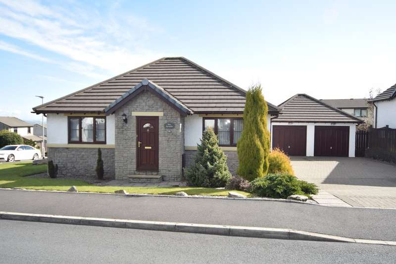 2 Bedrooms Detached Bungalow for sale in Fell View, Trinkeld Park, Swarthmoor, Ulverston, LA12 0XF