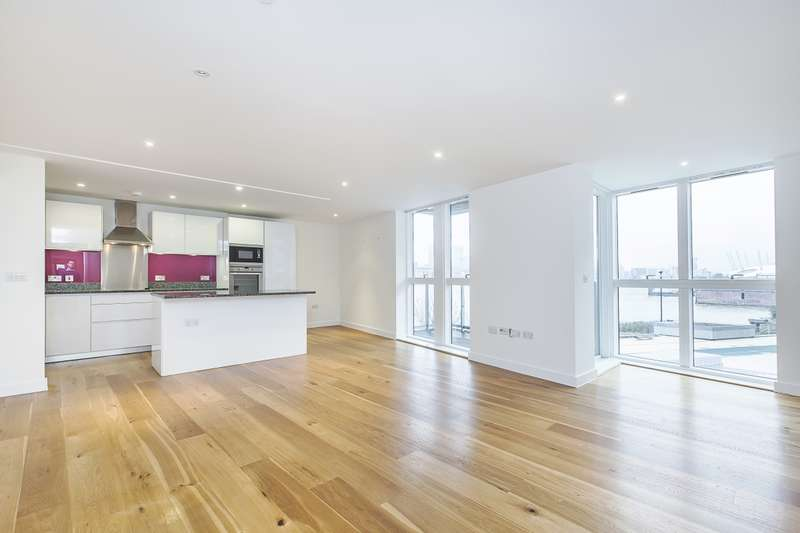 3 Bedrooms Apartment Flat for rent in Henry Hudson Apartments, SE10