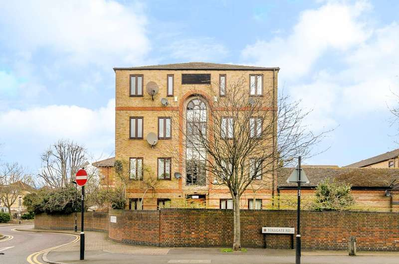 1 Bedroom Flat for sale in Tollgate Road, Beckton, E6