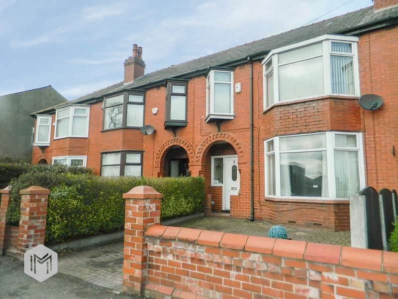 3 Bedrooms Terraced House for sale in Kirkhall Lane, Leigh, WN7