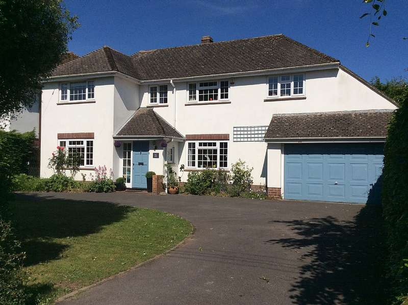 4 Bedrooms Detached House for sale in Brook Avenue North, New Milton, Hampshire, BH25 5HQ