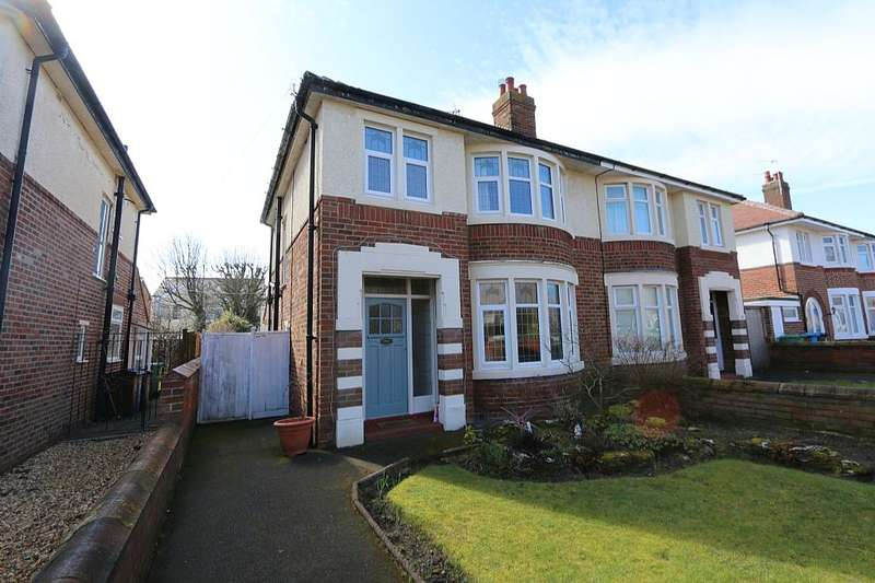 3 Bedrooms Semi Detached House for sale in Westby Road, Lytham St. Annes, Lancashire, FY8 2EJ