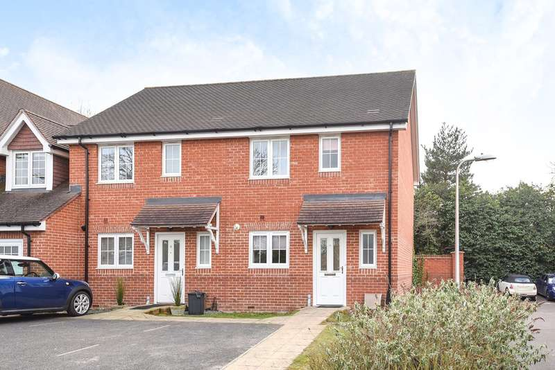2 Bedrooms End Of Terrace House for sale in Minster Grove, WOKINGHAM, RG41