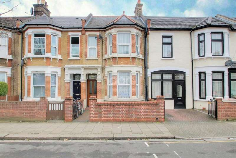 3 Bedrooms Terraced House for sale in Lucas Avenue, Upton Park