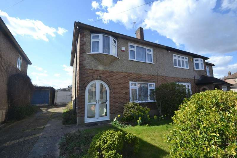 3 Bedrooms Semi Detached House for sale in Spey Way, Rise Park