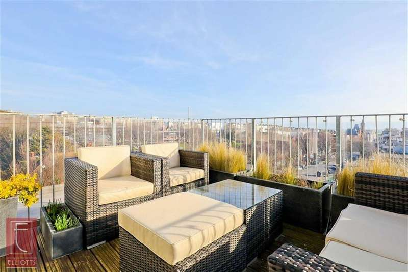 2 Bedrooms Apartment Flat for sale in Coniston Court, Hove, East Sussex