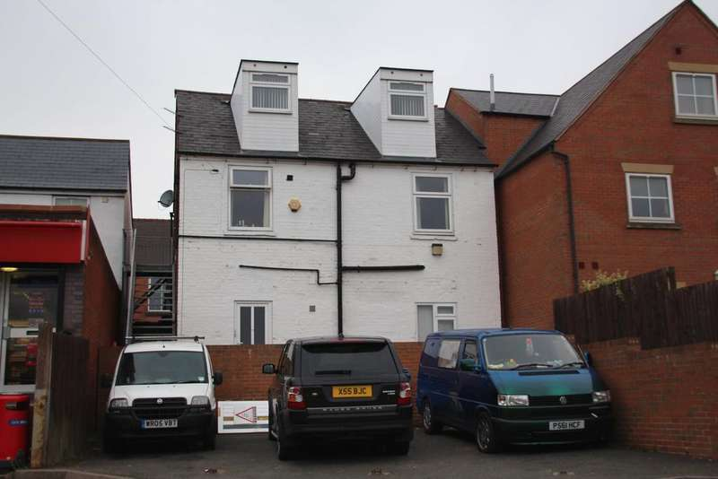 1 Bedroom Flat for rent in High Street, Burntwood,