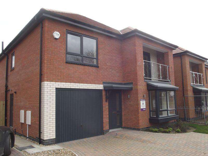 4 Bedrooms Detached House for sale in Mulberry Walk, Pickering Road, Hull