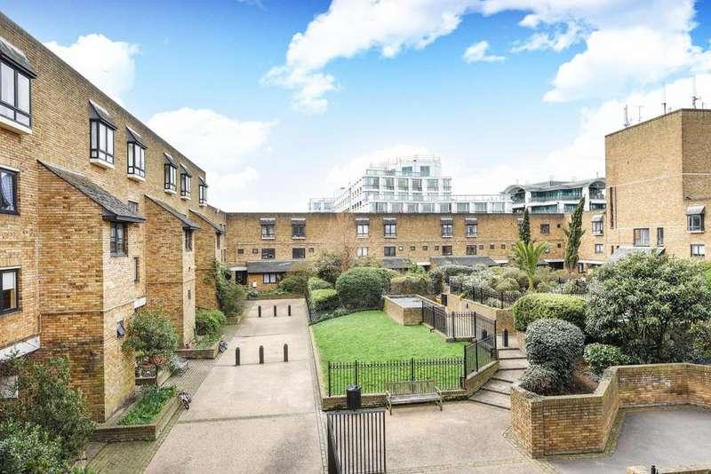 2 Bedrooms Maisonette Flat for sale in Chesterton Square, Kensington