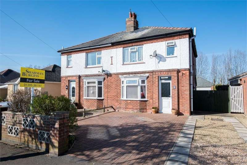 3 Bedrooms Semi Detached House for sale in Hessle Drive, Boston, Lincolnshire
