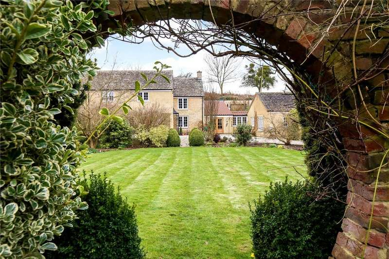 4 Bedrooms Detached House for sale in Lampern Cottage, Uley, Dursley, Gloucestershire