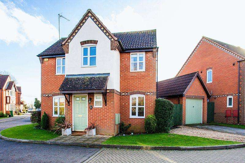 3 Bedrooms Detached House for sale in The Maltings, Tingewick