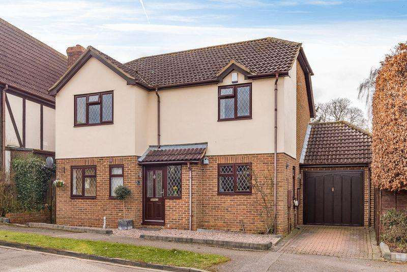 4 Bedrooms Detached House for sale in Bedford Avenue, Silsoe