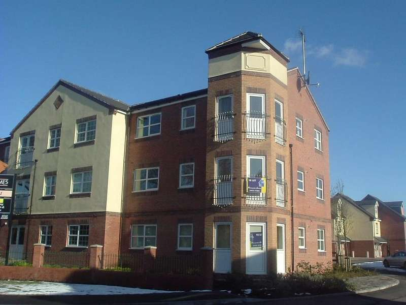 2 Bedrooms Flat for sale in Manor House Close, Walsall, West Midlands