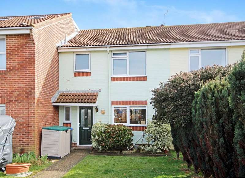 3 Bedrooms Terraced House for sale in Downview Road, West Worthing BN11 4QY