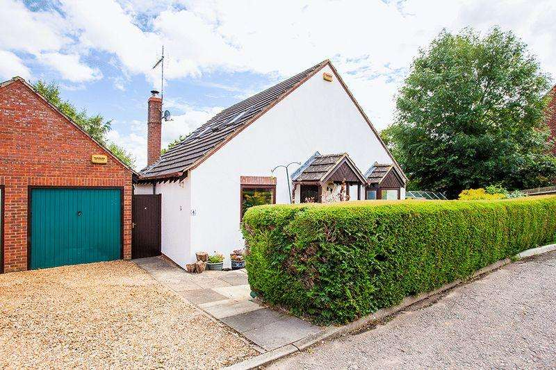4 Bedrooms Detached House for sale in Gorrell Close, Tingewick