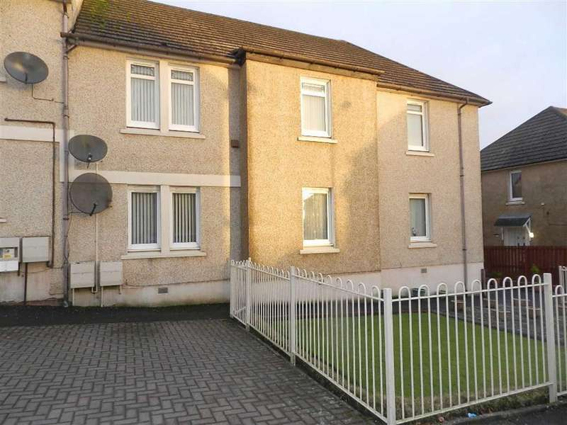 3 Bedrooms Flat for sale in Baird Terrace, Harthill