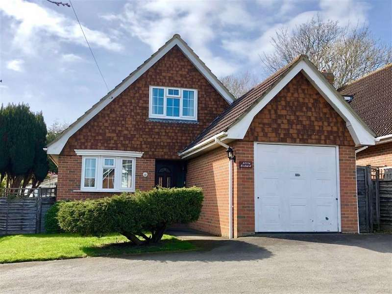 3 Bedrooms Detached House for sale in Waites Lane, Fairlight