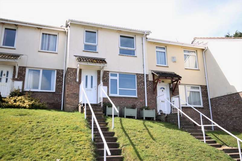3 Bedrooms Terraced House for sale in Bilbie Close, Cullompton EX15