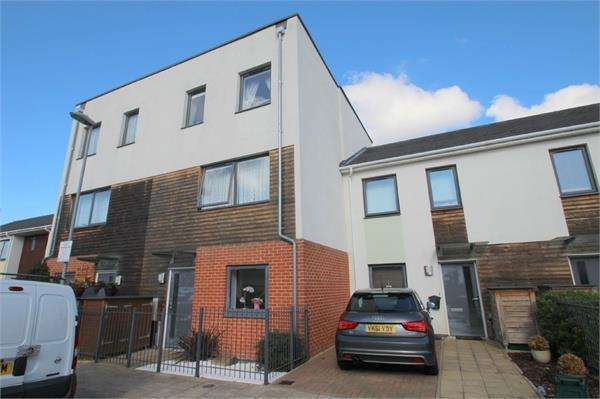 4 Bedrooms Town House for sale in Kettle Street, Colchester, Essex