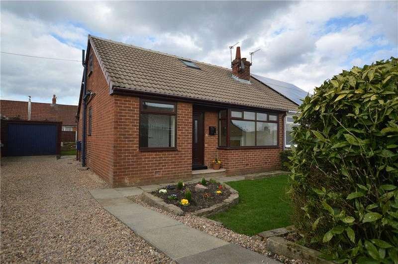 2 Bedrooms Semi Detached Bungalow for sale in Scott Green Drive, Gildersome, Leeds