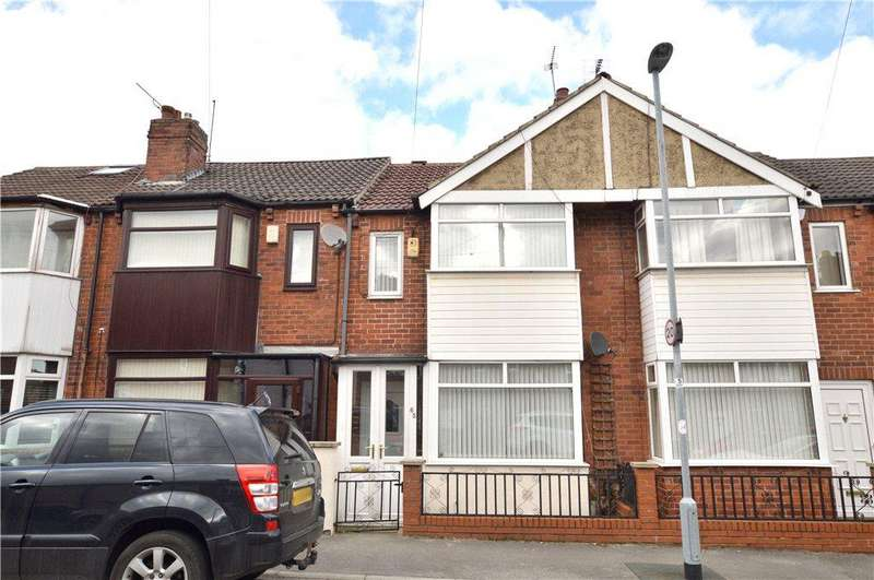 2 Bedrooms Terraced House for sale in Vermont Street, Leeds, West Yorkshire