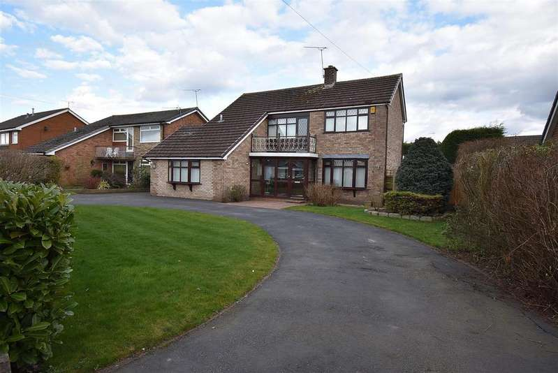4 Bedrooms Detached House for sale in St. Peters Rise, Elworth, Sandbach