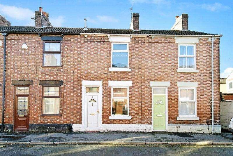 2 Bedrooms Terraced House for sale in Salisbury Street, Runcorn