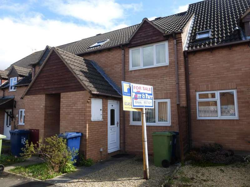 1 Bedroom Maisonette Flat for sale in Leacey Court, Churchdown, Gloucester, GL3