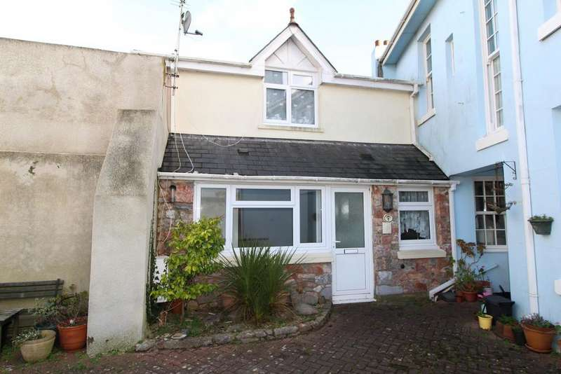1 Bedroom Semi Detached House for sale in Park Road, Torquay