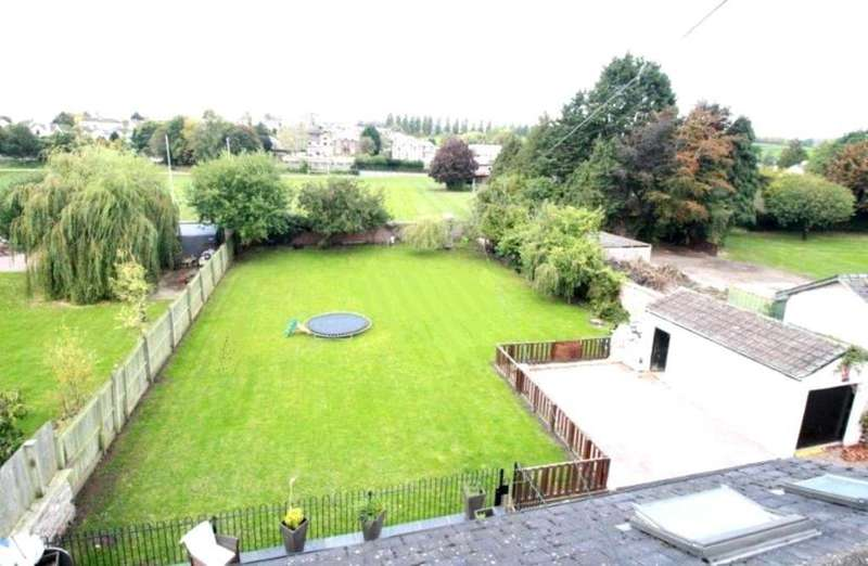 6 Bedrooms Semi Detached House for sale in Old Dixton Road, Monmouth