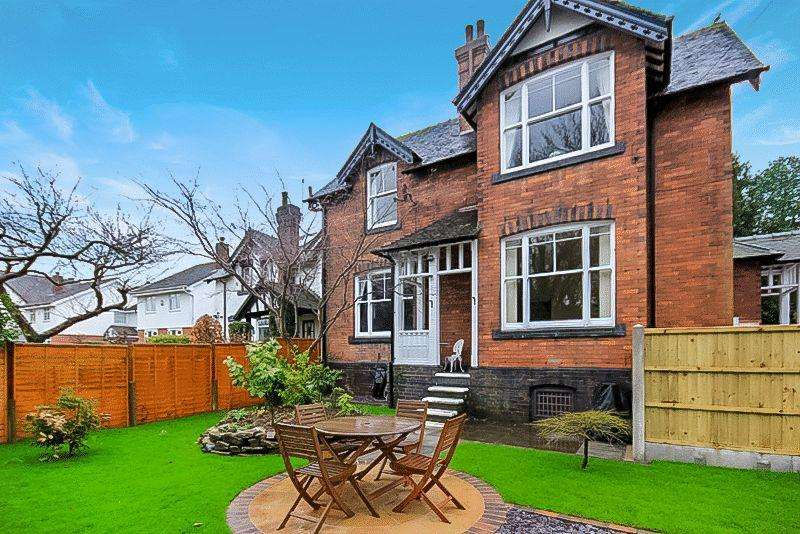 5 Bedrooms Semi Detached House for sale in Longton Road, Trentham