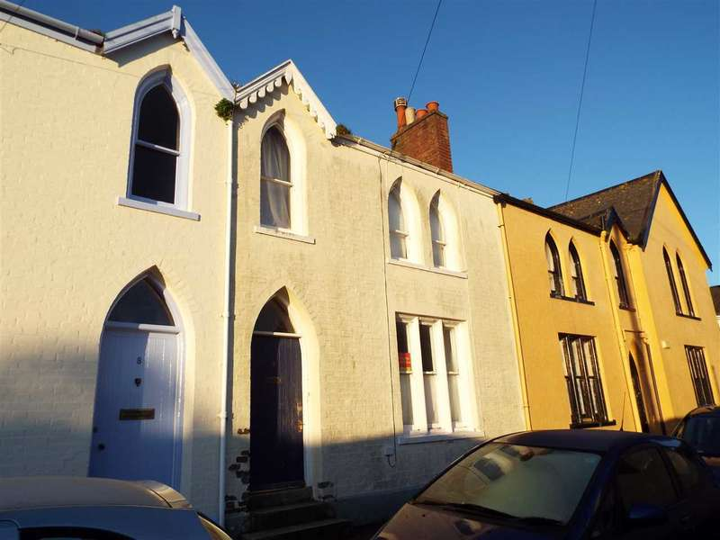 5 Bedrooms Terraced House for rent in Albert Cottages, Falmouth