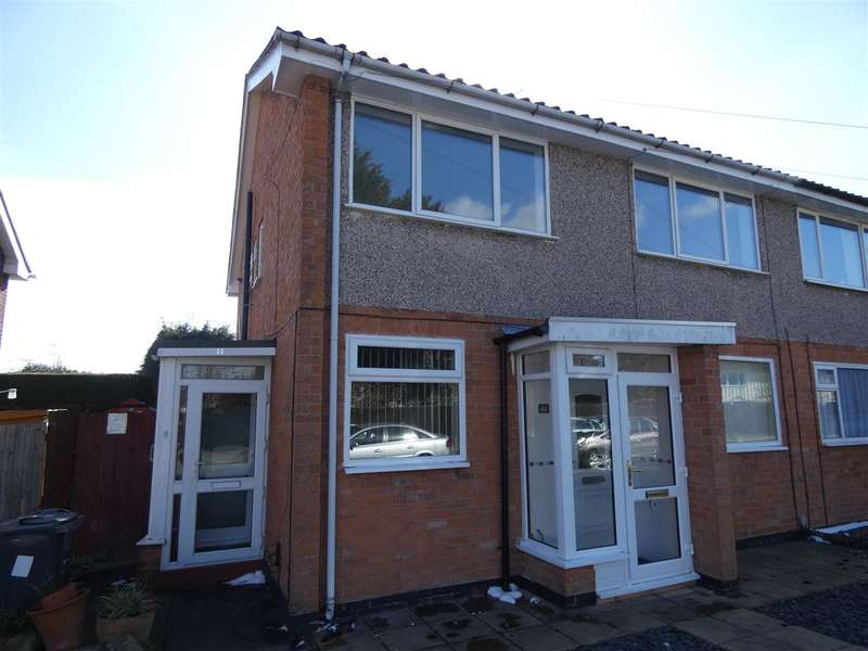2 Bedrooms Maisonette Flat for sale in Romford Close, Sheldon, Birmingham