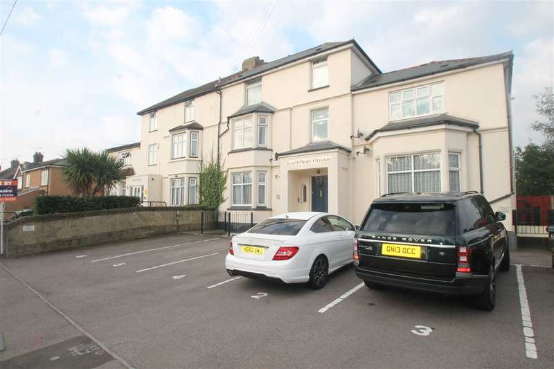 1 Bedroom Apartment Flat for sale in Southfleet House, Stanhope Road, Swansombe