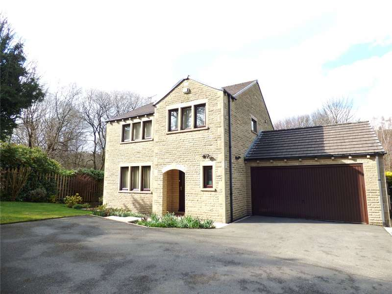 3 Bedrooms Detached House for sale in New Street, Meltham, Holmfirth, West Yorkshire, HD9