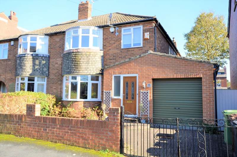 4 Bedrooms Semi Detached House for rent in Gledhow Wood Avenue LS8