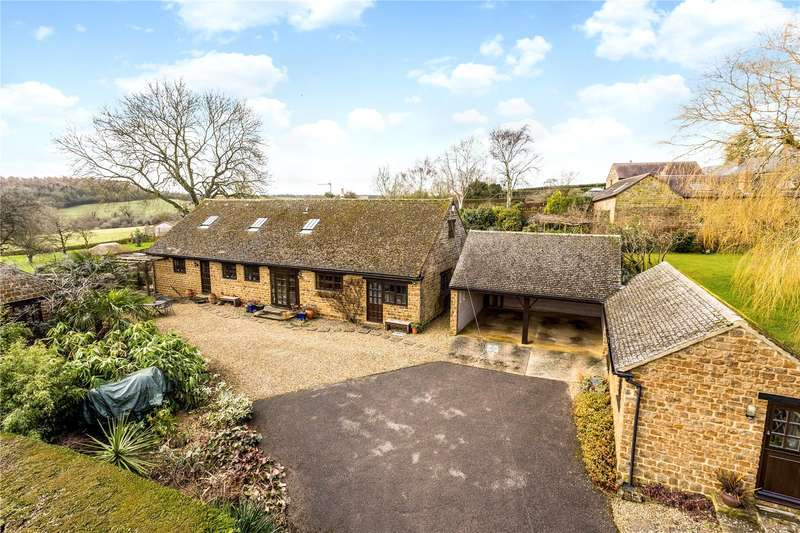 6 Bedrooms Detached House for sale in Wroxton Lane, Horley, Banbury, Oxfordshire, OX15