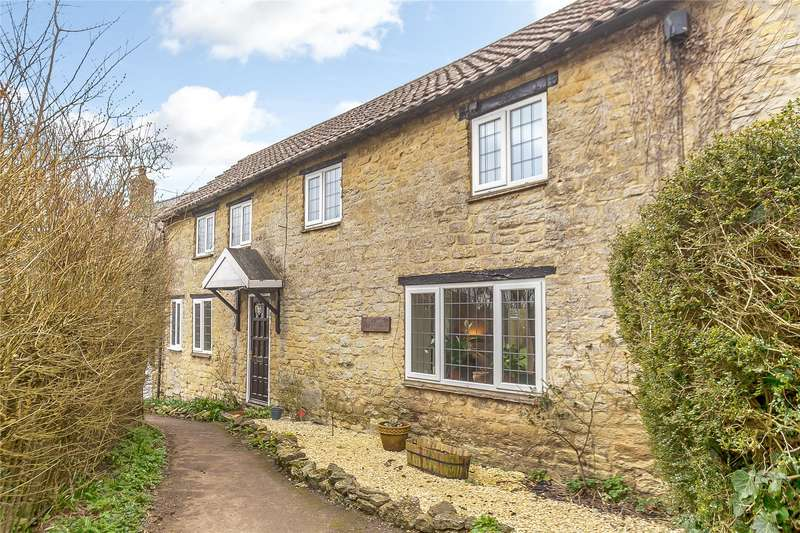 3 Bedrooms Terraced House for sale in Greatworth, Banbury, Northamptonshire, OX17