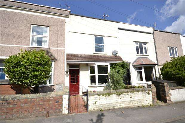 2 Bedrooms Terraced House for sale in Ashgrove Avenue, Ashley Down, Bristol, BS7 9LJ