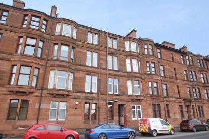 1 Bedroom Flat for sale in Holmlea Road, Glasgow