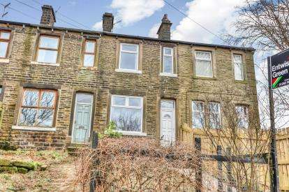 2 Bedrooms Terraced House for sale in Duke Street, Winewall, Colne, Lancashire, BB8