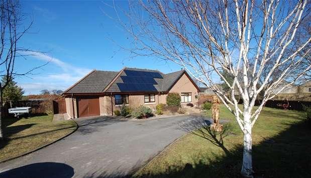 3 Bedrooms Detached Bungalow for sale in Lithe Lochan, Longmorn, Elgin