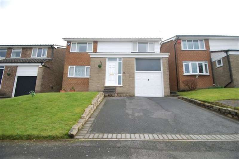 4 Bedrooms Detached House for sale in Stalyhill Drive, Stalybridge, SK15 2TR