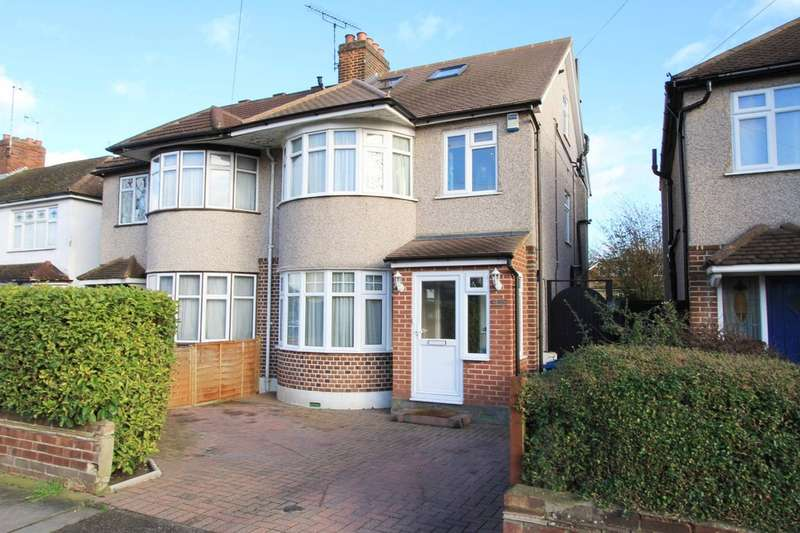 4 Bedrooms Semi Detached House for sale in Cannon Lane, Pinner