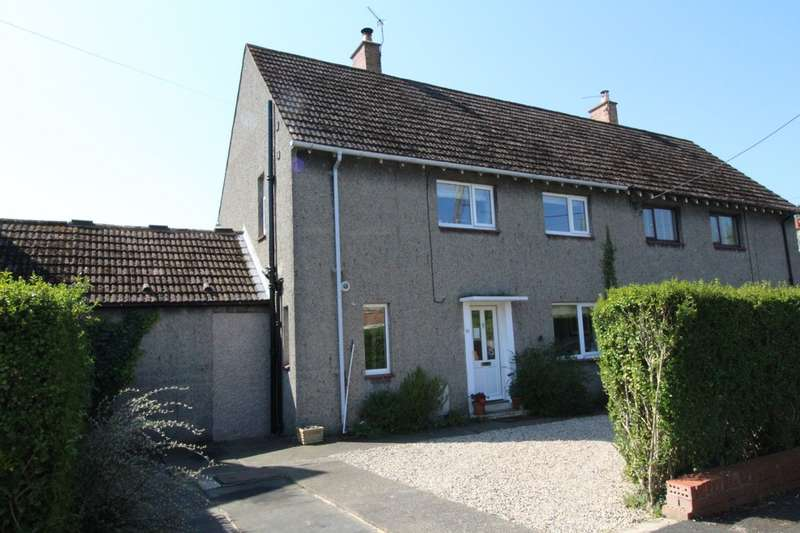 3 Bedrooms Semi Detached House for sale in Synclen Terrace, Corbridge